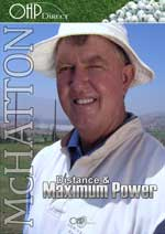 Distance & Maximum Power, Greg McHatton