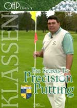 Precision Putting with Darrel Klassen, Darrell Klassen